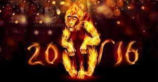 Year of the  Monkey 2016 with Lyza Saint Ambrosena