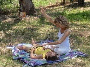 Healing Sessions with Lyza Saint Ambrosena