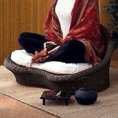 Zen place with Lyza Saint Ambrosena