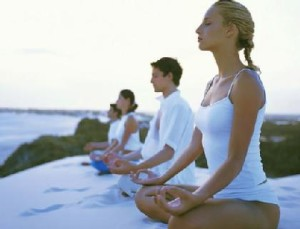 Meditation for deep Relaxation relieves Stress in the Body