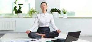 How to Manage Stress through meditation with Lyza Saint Ambrosena